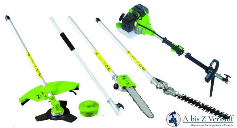 Gartenpflege-Set Zipper ZI-GPS182G